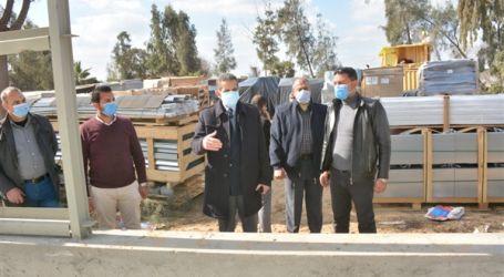 محافظ الغربية يتفقد مشروع محطة إنتاج البيض بقرية كفر الشيخ سليم