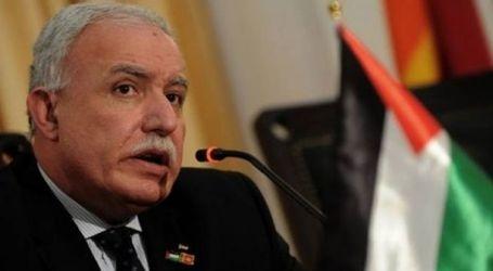 وزير الخارجية الفلسطيني يؤكد وجود إجماع دولي حول عقد مؤتمر للسلام