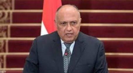 اجتماع رباعي لوزراء خارجية مصر والأردن وفرنسا وألمانيا بالقاهرة لتحريك جهود السلام في المنطقة