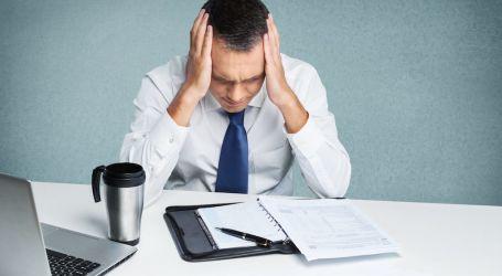 أحذر الإجهاد والتوتر فى العمل قد يؤدي إلى السكتة الدماغية