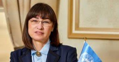 الينا بانوفا منسقة الامم المتحدة فى مصر