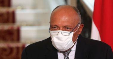 وزير الخارجية يؤكد على اهتمام الرئيس السيسي بالنهوض بالقارة الأفريقية