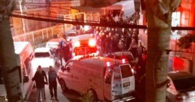 اسرائيل .. الشرطة تتبادل إطلاق نار مع تشكيل عصابى فتقتل عربيا وتصيب آخر.. صور