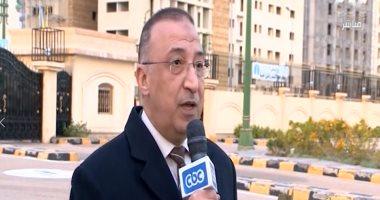 محافظ الإسكندرية: 2300 عقار مخالف بالمحافظة و 163مائل
