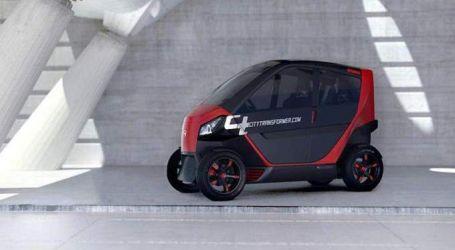 إسرائيل تُطلق أولى سياراتها الكهربائية سمارت فورتو
