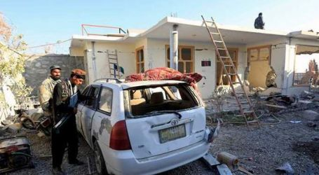 مقتل 5 من رجال الشرطة في انفجار شرقي أفغانستان
