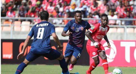 سيمبا التنزاني يحافظ على تقدمه أمام الأهلي بهدف بعد مرور 75 دقيقة