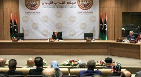البرلمان الليبي يتسلم تشكيل الحكومة الجديدة غدا