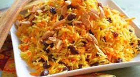 طريقة عمل الرز البسمتى