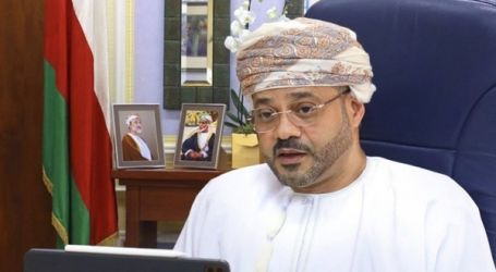 وزير الخارجية العماني يبحث مع نظيره السعودي القضايا المشتركة