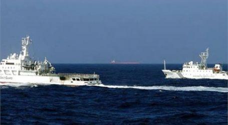 اليابان تحذر بعد دخول سفينتين صينيتين مياهها الإقليمية