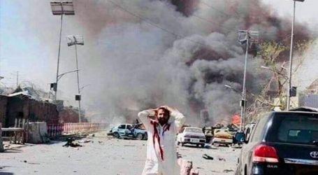 مقتل وإصابة 15 شخصا في انفجار جنوبي أفغانستان
