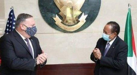 وزير الخارجية الأمريكي يؤكد دعم بلاده الحكومة المدنية في السودان