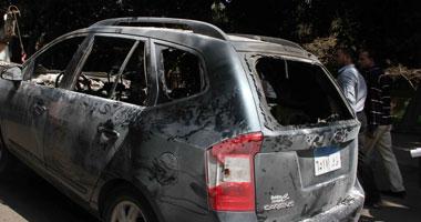 القبض على 4 متهمين أشعلو النار فى سيارة مدير بشركة الكهرباء بالإسماعيلية