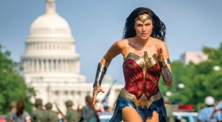إيرادات Wonder Woman 1984 حول العالم تجاوزت ال 157 مليون دولار