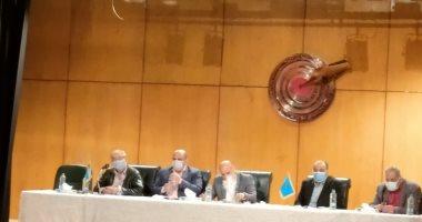 اجتماع اللجنة المشرفة على انتخابات نقابة الصحفيين
