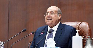 المستشار عبد الوهاب عبد الرازق - رئيس مجلس الشيوخ