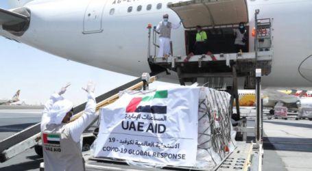 بقيمة 3 ملايين درهم.. الإمارات ترسل مساعدات إنسانية وطبية إلى السودان