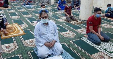 الإجراءات الاحترازية في المساجد