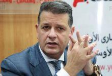 طارق رضوان رئيس لجنة حقوق الإنسان بمجلس النواب