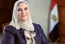 نيفين القباج وزيرة التضامن الاجتماعى
