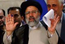 إبراهيم رئيسى رئيس السلطة القضائية الإيرانية