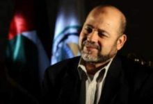 رئيس حركة حماس في منطقة الخارج موسى أبو مرزوق