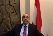 مندوب مصر الدائم لدى الأمم المتحدة السفير محمد إدريس
