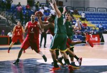 الأهلي والاتحاد في السلة