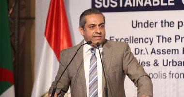خالد عباس نائب وزير الإسكان للمشروعات القومية