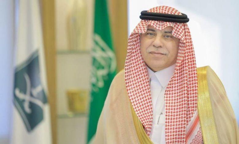 ماجد بن عبدالله القصبى إعلام المملكة السعودية