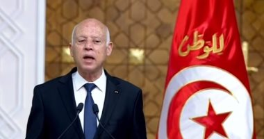 قيس سعيد رئيس تونس -أرشيفية
