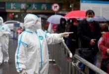 الصين تسجل أكبر عدد إصابات بكورونا