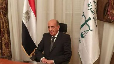 المستشار محمد محمود حسام الدين رئيس مجلس الدولة