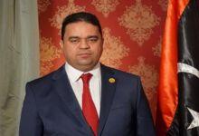 وزير العمل الليبي